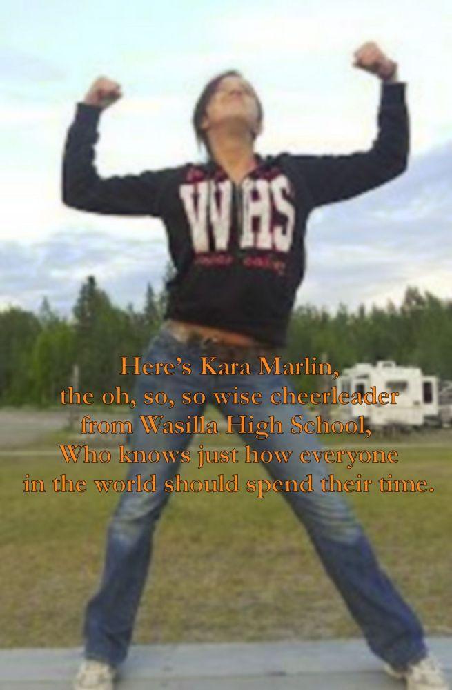 Kara Marlin, Defender of Dwight