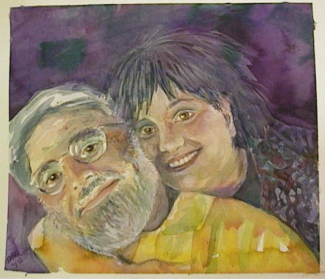 Watercolor, 1998